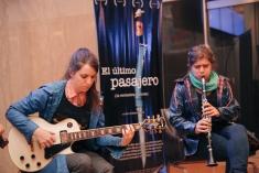 Lucy Patané a cargo de la música del documental, también musicalizó la avant premier